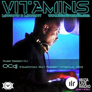 OC to VITAMINS IBIZA LIVE RADIO 01 06 2015