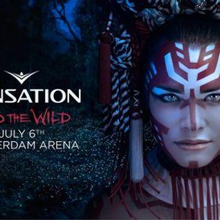 Mr. White - Live @ Sensation Into The Wild (Amsterdam) - 06.07.2013
