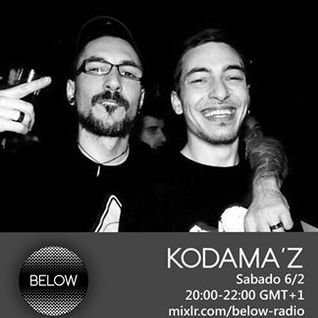 · MaryelloW & FnkBstrd ( Kodama'Z ) @ Below Radio ·