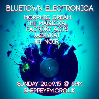 Bluetown Electronic live show 20.09.15