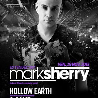 Mark Sherry - Live @ Circus Afterhours (Montreal) - 29.11.2013