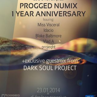 Progged Numix 1 Year Anniversary - Part 3 with Edu & Toper -di.fm-