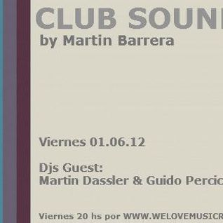 Guido Percich & Martin Dassler @ Club Sounds (01.06.2012)