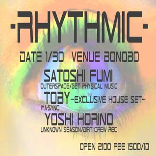 Satoshi Fumi mix in Jan 2016