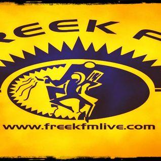 Steve Lolly  www.freekfmlive.com 12-8-13  (45m)