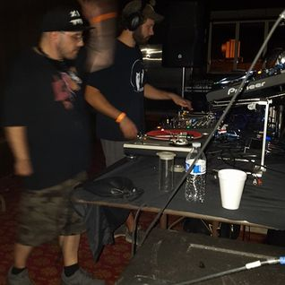 JTS vs Emplate Live at Metaphysical 4 in Cleveland