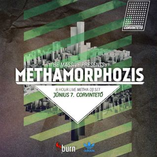 Metha - Methamorphozis 8 hours set taster mix
