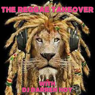 The Reggae Takeover 3rd September 2014