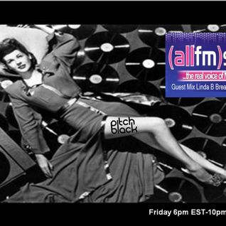Exclusive Guest Mix From Pitch Black From The US On The allfm Breakbeat Show On 96.9!