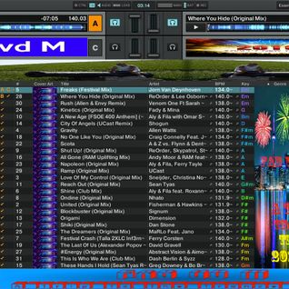 Fab vd M Presents A Trip To The Trance World The Year Mix 2015 Remixed