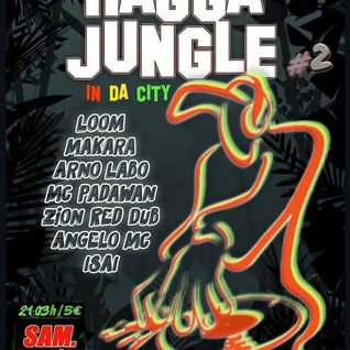 RAGGA JUNGLE INA CITY mix