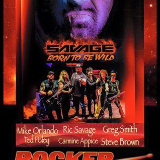 Hair Metal Mansion Radio Show #485 w/ Ric Savage