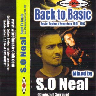 S.ONeal - Warehouse Club Audiotape Mix- 12/2000 - 90 Min.