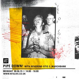 Pipe Down! - 8th June 2015