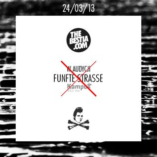 N.M.E MINI-SET FOR FUNFTE STRASSE AT RADIO KAMPUS