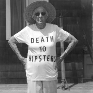 The Hipster is dead - 2012