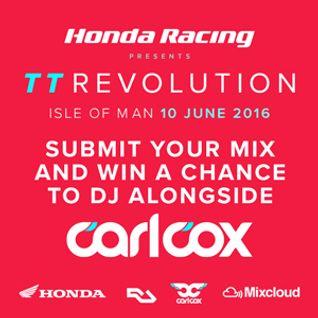 Luis Miranda Dj for Honda TT Revolution 2016