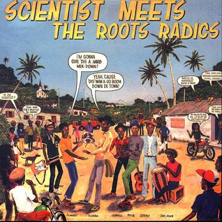 Scientist Meets Roots Radics at Channel One (180g vinyl)