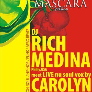 RICH MEDINA /USA/ @ L&HM @ MASCARA, SOFIA; part 1