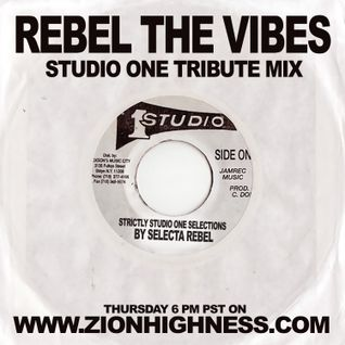 Rebel the Vibes Studio One Session