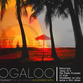 The Boogaloo (event) - November 2014 - Extended Set