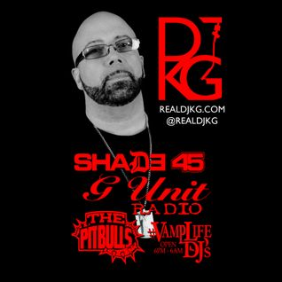 @RealDjkg Live on Shade 45 June 22 2013 w/ Money Nels, J. Medina, Jenny BoomBoom, Dj Thoro! SMSRADIO