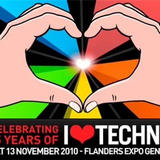Joker & MC Nomad - Live @ Love Techno, Belgium (13-11-2010)