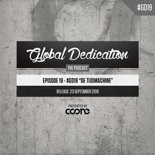 Coone | Global Dedication | Episode 19 | De Tijdmachine special
