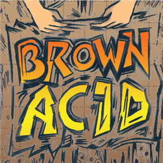 DMC & Trouble In Mind Present: Brown Acid II (CD Mix)