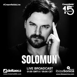 SOLOMUN @ COCOON STAGE - CREAMFIELDS BUENOS AIRES - NOV 2015