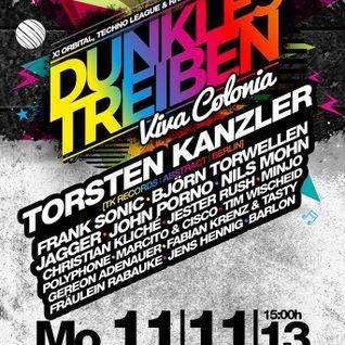 TIM WISCHEID & BARLON @ DUNKLES TREIBEN Viva Colonia | Artheater, Köln | 11.11.2013