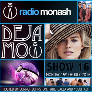 "Deja Moo Show #16 - ""Throwback People"""