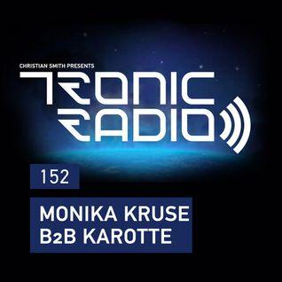 Tronic Podcast 152 Monika Kruse b2b Karotte