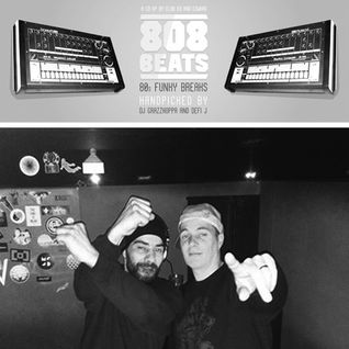 808 BEATS HANDPICKED BY DEFI-J & DJ GRAZZHOPPA