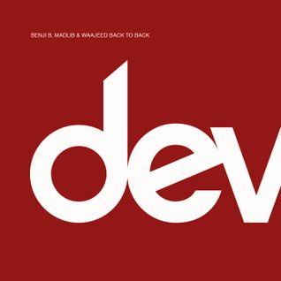 Benji B x Madlib x Waajeed Back to Back - Recorded Live at Deviation - 04/09/15