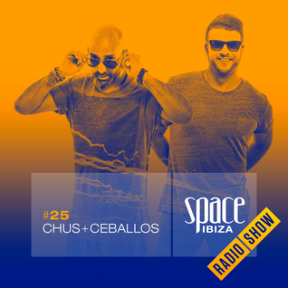 Chus+Ceballos at Café Olé 15th Anniversary - August 2014 - Space Ibiza Radio Show #25