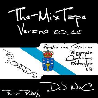DJ WoC@The Festival MixTape 2012 PulsaPlay@Villa GZ
