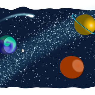 Cosmic Cruise Pt. 1