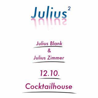 Julius Quadrat - Cocktailhouse 12.10.2012