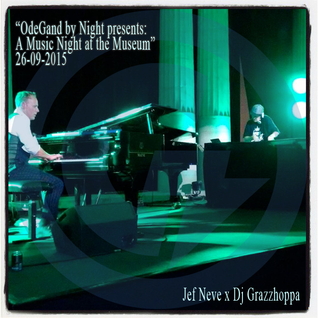 Jef Neve x Dj Grazzhoppa - OdeGand by Night presents: A Music Night at the Museum (2015)
