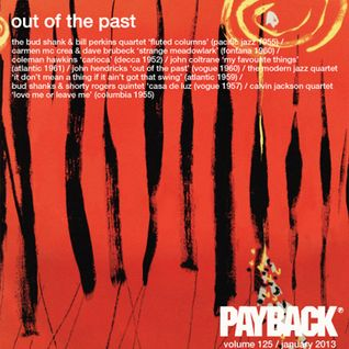 PAYBACK Vol 125 January 2013