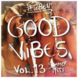 GOOD VIBES Vol.13, Summer Hits