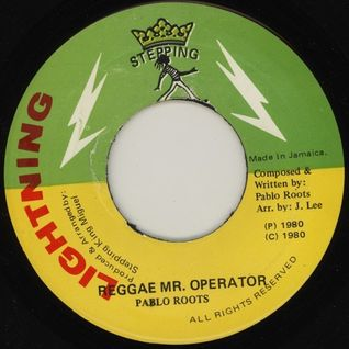 Reggae Mr Operator: Cool & Deadly 80s selection Part 2