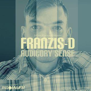 Franzis-D - Auditory Sense 072 @ InsomniaFm - Jun 11, 2015