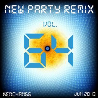 New Party Remix Vol.64