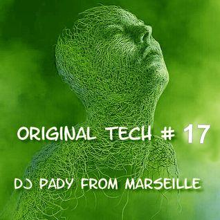 ORIGINAL TECH # 17 DJ PADY DE MARSEILLE