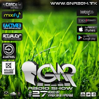 GREEN NIGHTS RECORDS - RADIO SHOW 027 (mixed by Virax Aka Viperab)