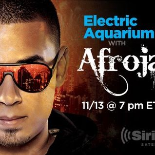 Afrojack - Live @ SiriusXM Electric Aquarium (New York City) - 13.11.2012
