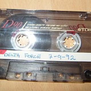 The 30 Year Trip, Delta Force Radio, 07-09-1992 (As DJ Leo)