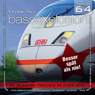 Bassexplosion Vol. 64 CD 1